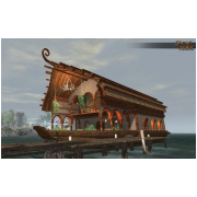 Lord Founder Houseboat (Town Water Home)