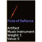 Flute of Defiance
