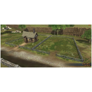 Tax Free Player Owned Town Village Lot Property Deed (digital)