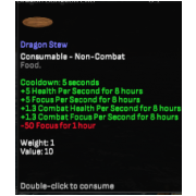 25 dragon stew