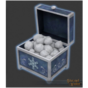 Replenishing Snowball Box