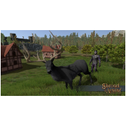 Obsidian Stag (Tamed)