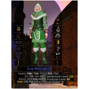 Eve Midnight Avatar for Sale