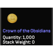 Crowns of the Obsidians x1K