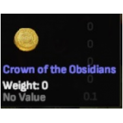 10000 Crowns of the Obsidian