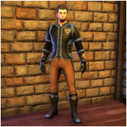 Founder's Mail Armor Set