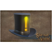 Exclamation Stovepipe Hat