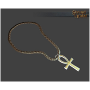 Ankh of Virtue Necklace