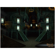 Sword of Midras Library (Dungeon Room) Pack