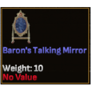Baron's Talking Mirror