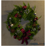 2015 Holiday Wreath