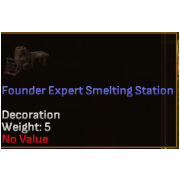 Founder Expert Smelting Station