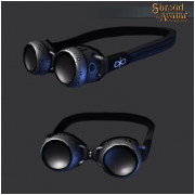 Virtue Steampunk Goggles
