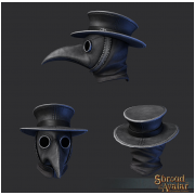 Release 23 Plague Doctor Mask