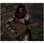 Lute (player made)