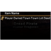 POT Town Lot Deed