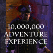 Adventurer Experience - 10 Million - 2 Avatars
