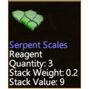 500 Serpent Scales