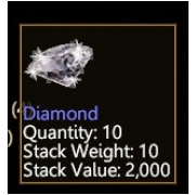 10 Diamonds in SOTA