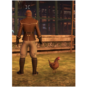 Tamed Pet: Chicken