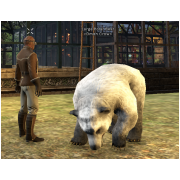Tamed Pet: Large Polar Bear