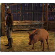 Tamed Pet: Pig