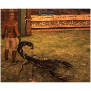 Tamed Pet: Small Corpion