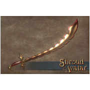 Flame Scimitar