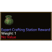 Expert Crafting Station