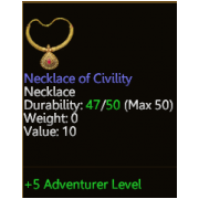 Necklace of Civility