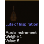 Lute of Inspiration