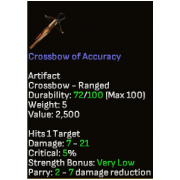 Crossbow of Accuracy