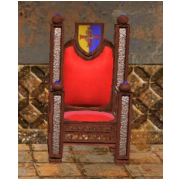 Lord British Throne