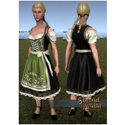 Virtue Dirndl bundle
