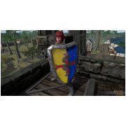 RARE Lord British shield Pattern