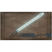 Blue Electric Sword