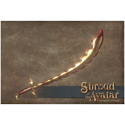 flame Scimitar Rare telethon reward